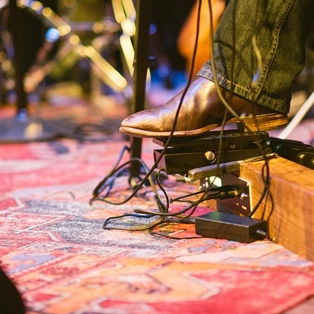 Red Roots Music Presents: Carl Wockner, Leaving Lennox and TOWNE