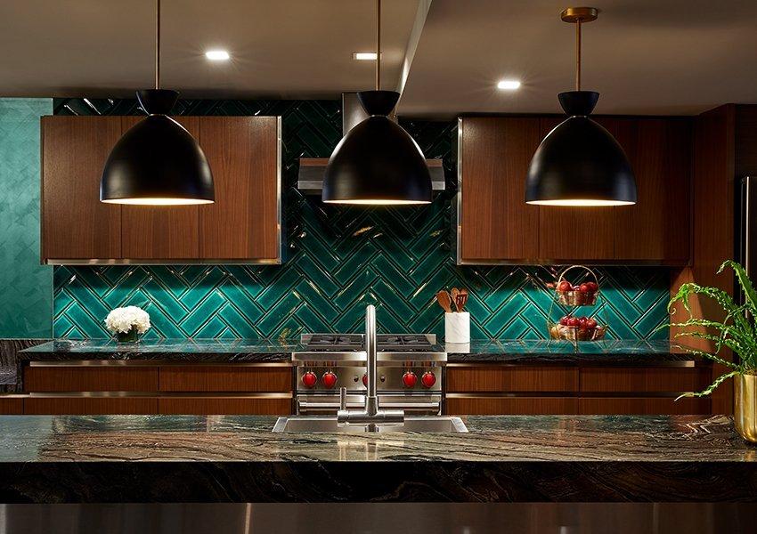 Hutton Suite full kitchen