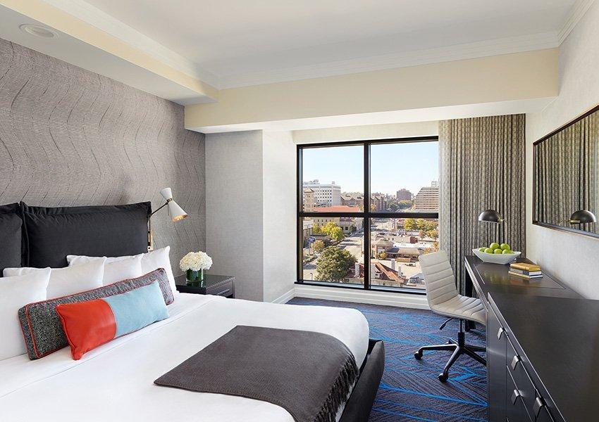 Premier Queen Bedroom